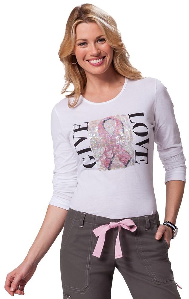 Женская футболка с длинным рукавом Koi 167PRM