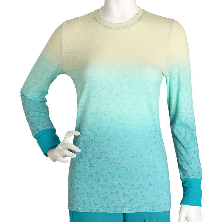 Женская футболка с длинным рукавом Barco Uniforms 3318